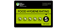 Food hygiene schemes logos